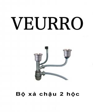 Bộ Xả Chậu Rửa Chén 2 Hộc Veurro
