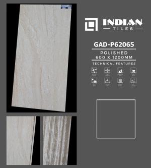 Gạch Ấn Độ 600x1200 GAD-P62065