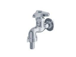 Vòi nước lạnh kèm đầu nối Toto (gắn tường) T26-13