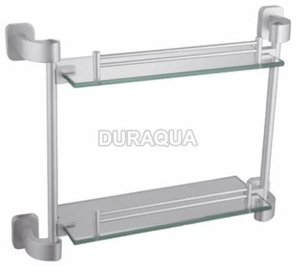 Kệ kính mỹ phẩm 2 tầng Duraqua 9612