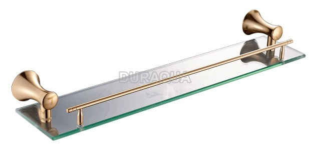 Kệ kính mạ vàng Duraqua G6609