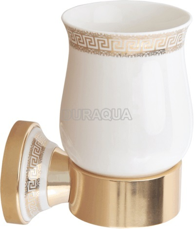 Kệ cốc G6804 mạ vàng Duraqua